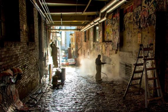 Graffiti Removal Services In Sydney