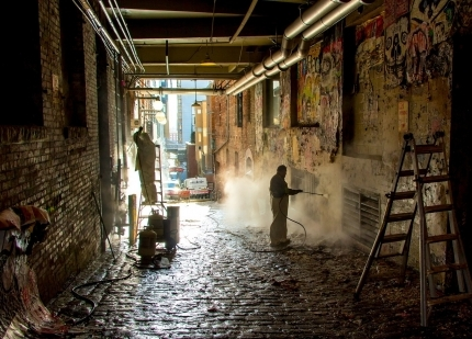 Graffiti Removal Services In Sydney